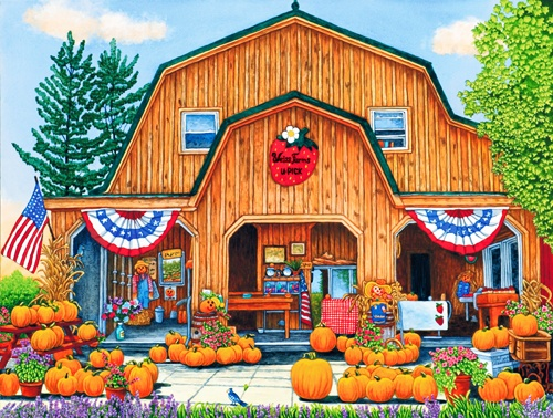 Weiss Farm Pumpkin