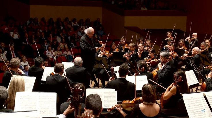 Johannes Brahms: Symphony No.1 in C minor – Orquesta Sinfónica de Galicia, Eliahu Inbal (HD 1080p)