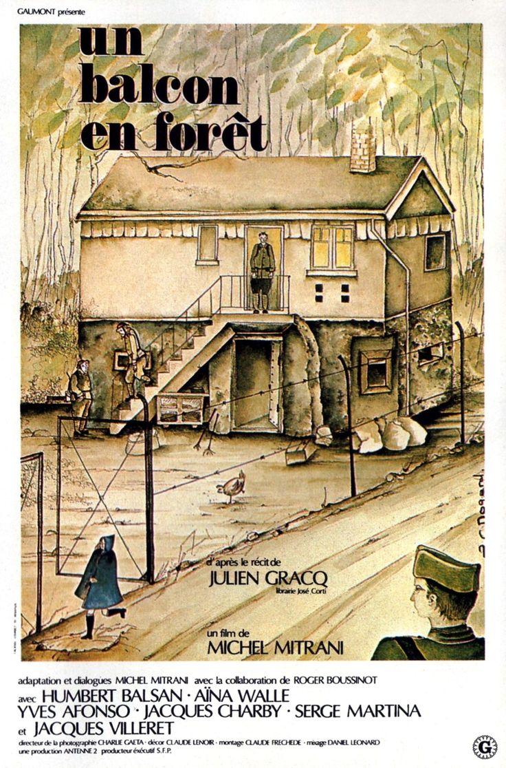Title page photograph samuel h gottscho s from river house cloud - Un Balcon En For T De Julien Gracq