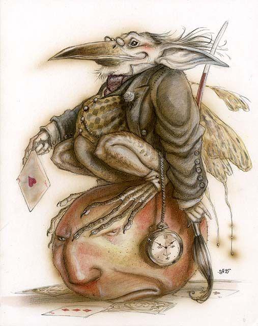 Tony DiTerlizzi. Genius | ILLUSTRATORS | Gallery ...