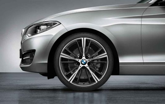 BMW 2 Series Convertible (F23), 19'', star-spoke 660