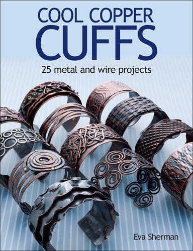 Cool Copper Cuffs! $22.99