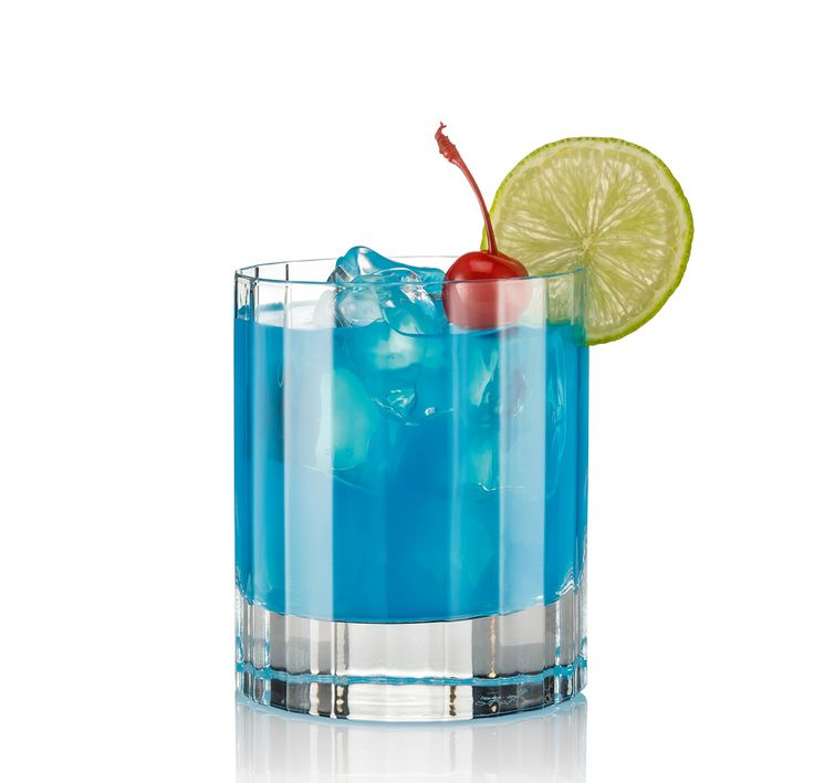 Blu Kamikaze. In a mixing tin add vodka, Volare Blue Curaçao and Sweet and Sour. Shake vigorously the ingredients and pour into a glass filled with ice. Garnish with a slice of lime and a cherry. In un mixing tin aggiungere vodka, Volare BlueCuraçao e il Sweet and Sour. Shakerare poi energicamente e versare il tutto in un bicchiere colmo di ghiaccio. Guarnire il bicchiere alla fine con una fetta di lime e una ciliegia.