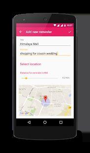 PlekBells- GPS location reminder