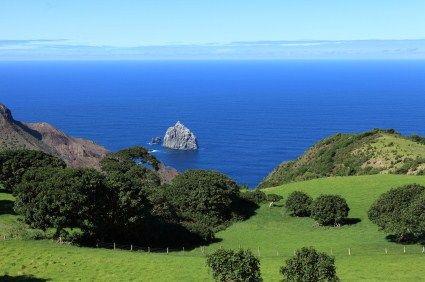 St. Helena island