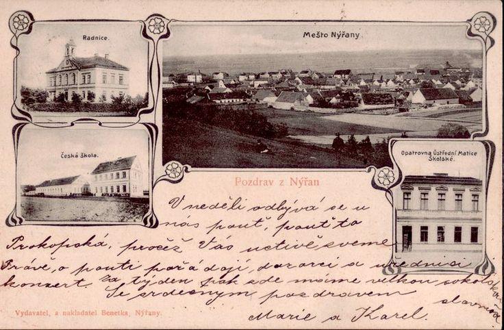 Město Nýřany, vydavatel Benetka