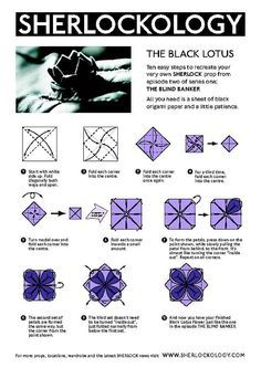 The Black Lotus - mystery craft - science of deduction