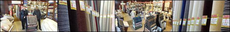 Come to Clitheroe Carpet Warehouse, Our friendly staff will help you choose your perfect Carpet. Just type in BB71DR into your Sat nav and visit Lancashire's No. 1 Carpet Showroom