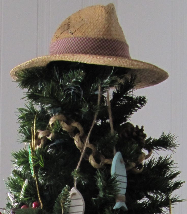 Beach Christmas Tree Topper: 1000+ Images About Christmas Tree Toppers On Pinterest