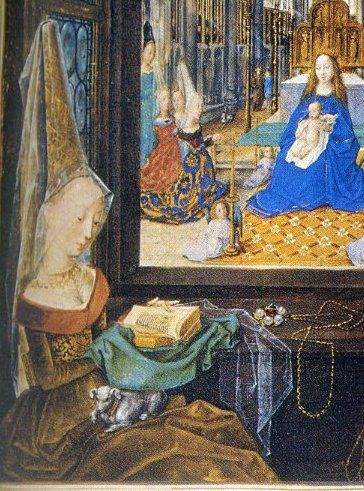Master of Mary of Burgundy (active about 1469 - 1483)