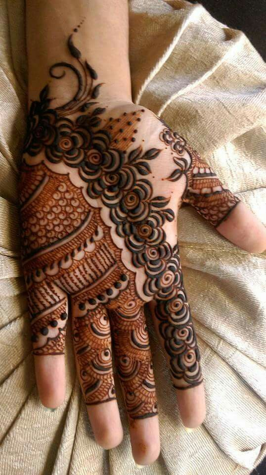 Beautiful mehendi