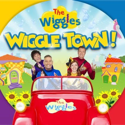 Come on down to Wiggle Town! It's the only place on earth where there is a dancing Police Force, a dancing Mayor