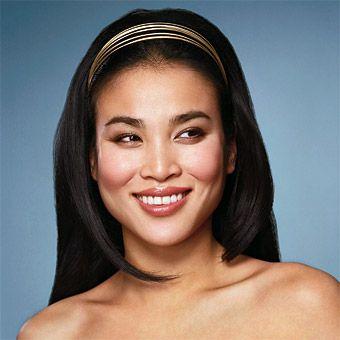 Brides Magazine: Red-Carpet Coifs : Wedding Hairstyle Gallery