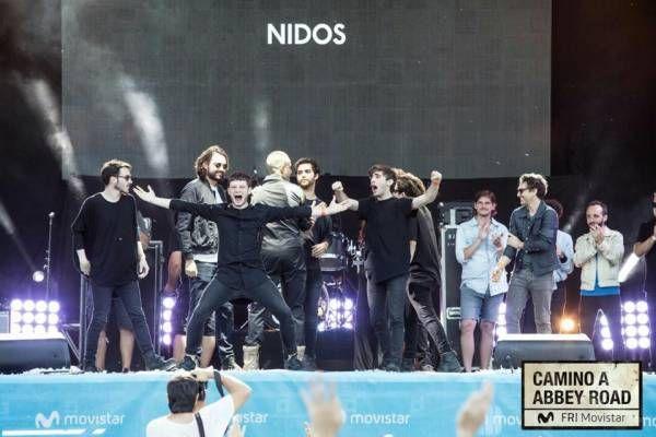 Nidos es el ganador del concurso Camino a Abbey Road 2017
