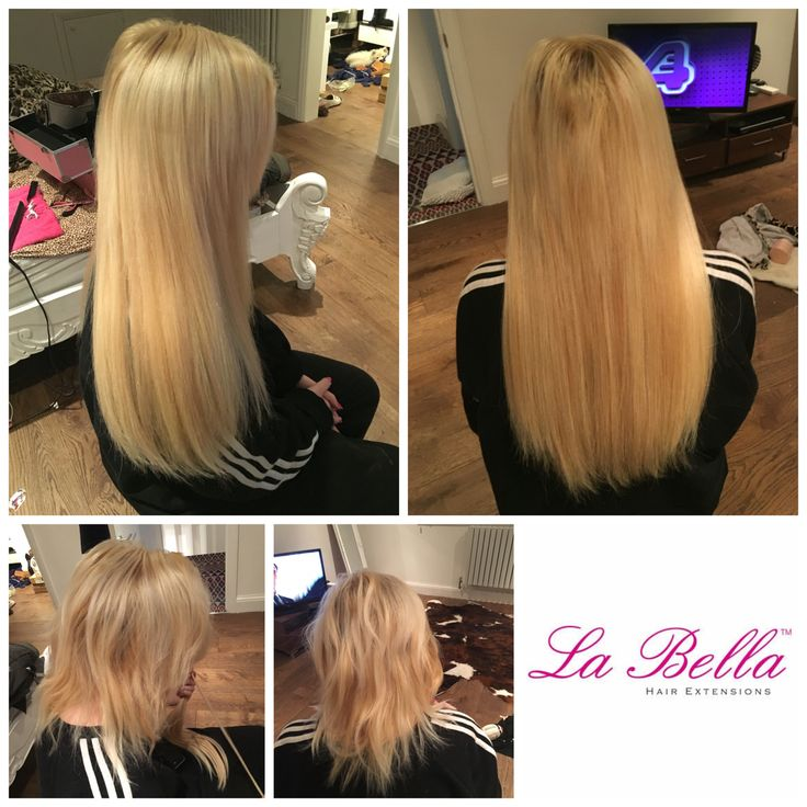 122 best la bella nano ring hair extensions before and after full head 16 european la bella nano tip hair extensions 359 mix pmusecretfo Images