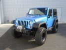 2009 Jeep Wrangler X Bright Blue http://www.iseecars.com/used-cars/2009-jeep-wrangler-for-sale#