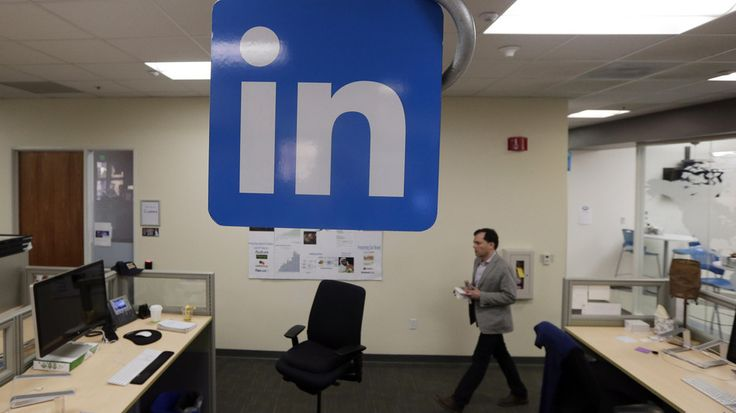 LinkedIn stock fell more than 25% in after hours trading on Thursday.
