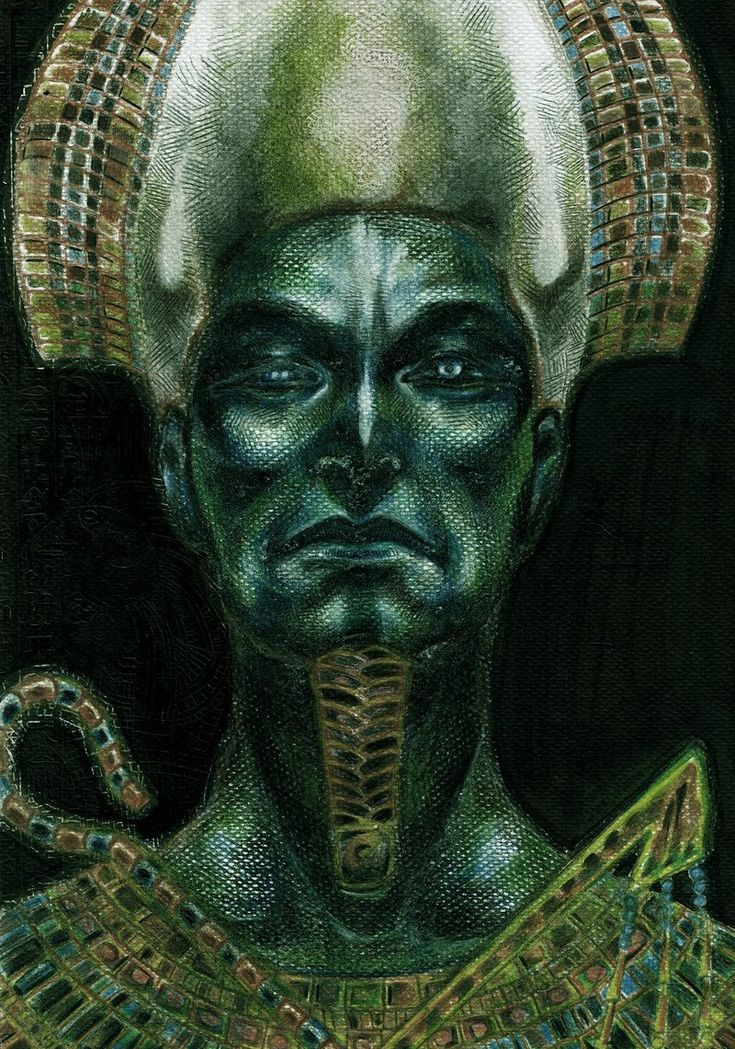 Osiris by shichinin-tai.deviantart.com on @deviantART
