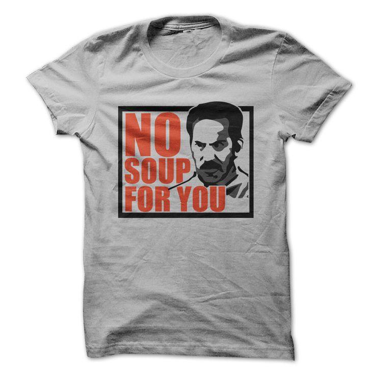 No Soup For You - Soup Nazi - Seinfeld