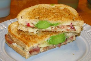 From the Gooseberry Patch Blog - Grilled Cheese Sandwich with Bacon, Apple & Avocado and other great apple recipes.: Reading, Avocado Recipes, Dinners, Grilled Cheese Sandwiches, Bacon, Apples, Grilled Cheeses, Grilled Chee Sandwiches, Hot Eating