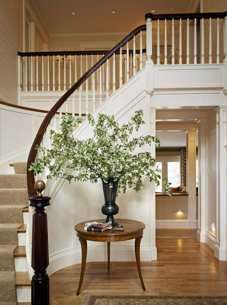Foyer Stairway Decorating : Simple foyer pinterest foyers and