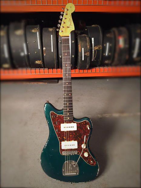 Fender 1962 Jazzmaster Tone Volume Switch Guitardudeproducts