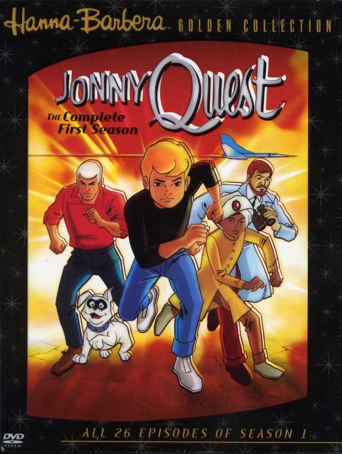 Jonny Quest: the Complete First Season - DVD Region 1