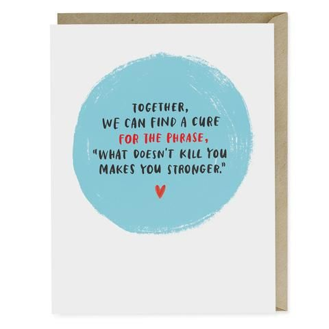 What Doesn't Kill You Empathy™ Card