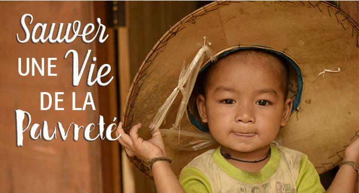Compassion Suisse : Parrainer un enfant