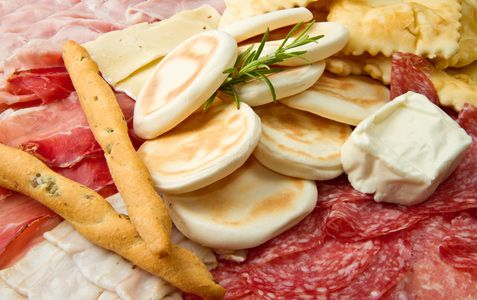 Tigelle – Crescentine Modenesi http://www.puntoricette.it/Ricetta/tigelle-crescentine-modenesi/ #tigelle #ricetta