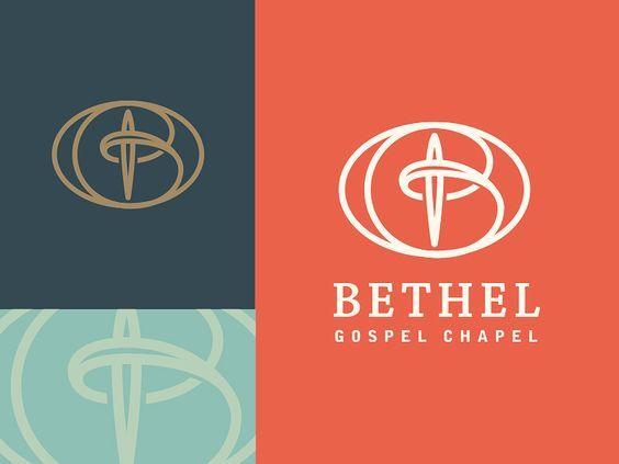 church logos Bethel Gospel Chapel Logo