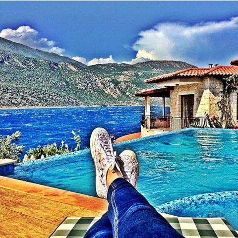 Pazartesi Sendromuna Karşı Hotel Club Barbarossa - Kaş, Antalya
