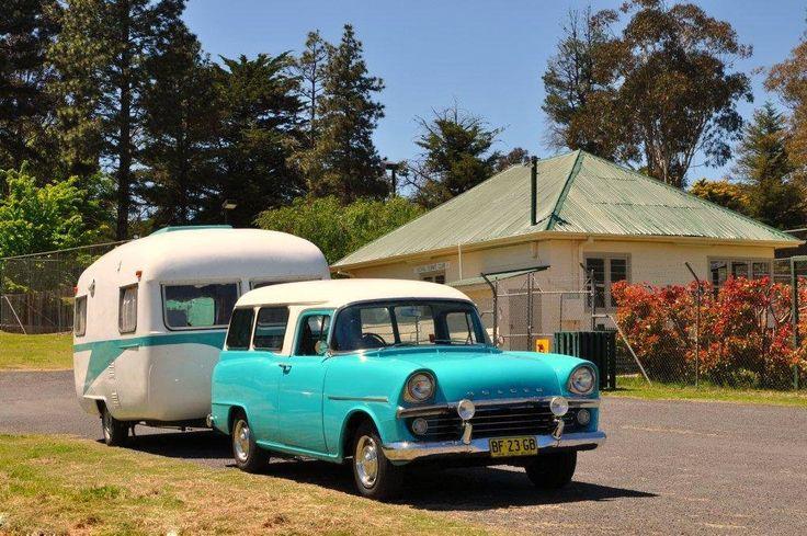 Sunliner with EK Holden Wagon