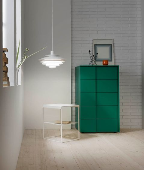 Zielono mi!  #green #commode #alf #furniture #from #italy