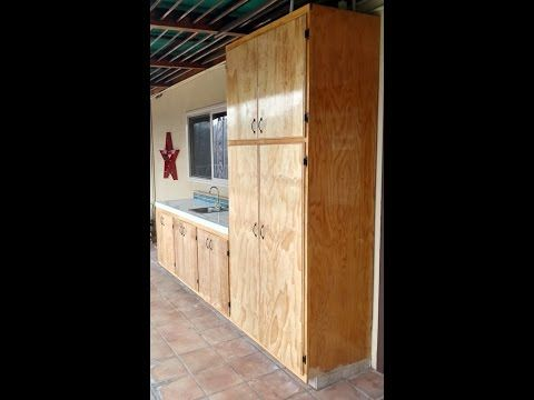 (1) How to Build Plywood Cabinet Doors by CoKnowPro ...