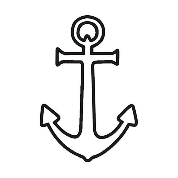 """The anchor is a symbol of both hope and steadfastness; a reminder to stay grounded… Sheet Size: 1.5"""" x 2"""" - Lasts 5-7 days even with swimming and bathing! - Easy to put on and easy to remove! - Skin s"""