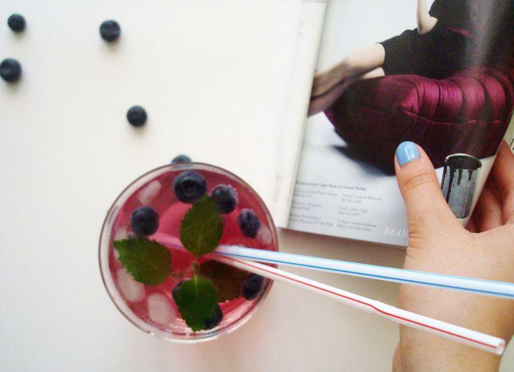 #Lemonade #berries