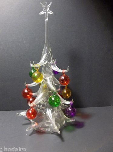Best images about glass crystal trees on pinterest