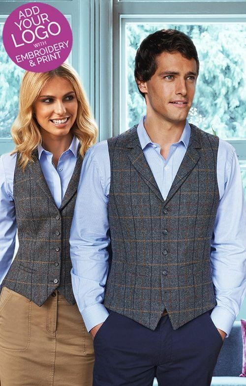 a4456f1554c Tweed Inspired Staff Uniforms - Kylemark Workwear