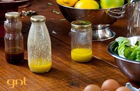 Molhos de salada   Panelinha - Receitas que funcionam
