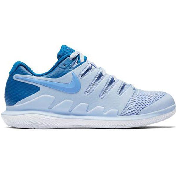 Nike Air Zoom Vapor X Women S Tennis Shoe Royal Tint Royal Pulse Aa8027 401 Nike Air Zoom Nike Nike Shoes Women