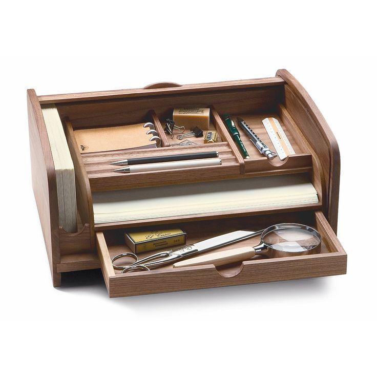 Elegant Schreibtisch Sekret r Nussbaumholz