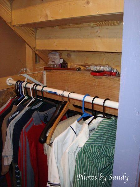 17 best ideas about closet under stairs on pinterest for Basement closet ideas