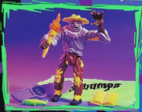 Goosebumps Monster Bags - The Scarecrow Walks At Midnight Action Figure by Hasbro. $12.99. You will unleash the beast from the ooze within!. Collect all four - Monster, Slappy, Mr Mortman, and Scarecrow sold separately. Soak the bag in water for 5 minutes, remove the character parts and accessories. Measure 5.5. Monster bags are oozing with fun. Where can you find the creepiest collection of Goosebumps characters and their accessories? It's in the bag! Fresh from the ...