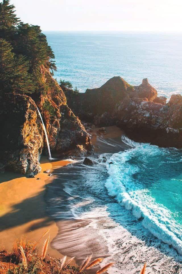 Beautiful Ocean Nature Beach Tumblr Travel Photography Summer Landscape Https Weheartit C Nature Photography Summer Nature Photography Beach Tumblr