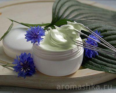 Рецепты домашней косметики (фото 1): Крем-маска для век ПРОБУЖДЕНИЕ - aromashka.ru