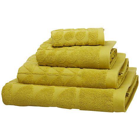Buy Orla Kiely Sculpted Stem Towels Online at johnlewis.com