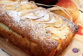 plumcake sofficissimo alle mele ricetta il mio saper fare