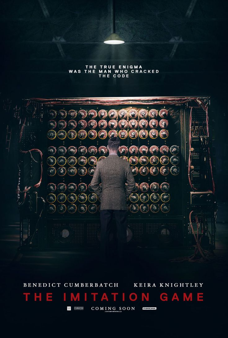 THE IMITATION GAME. (2014)