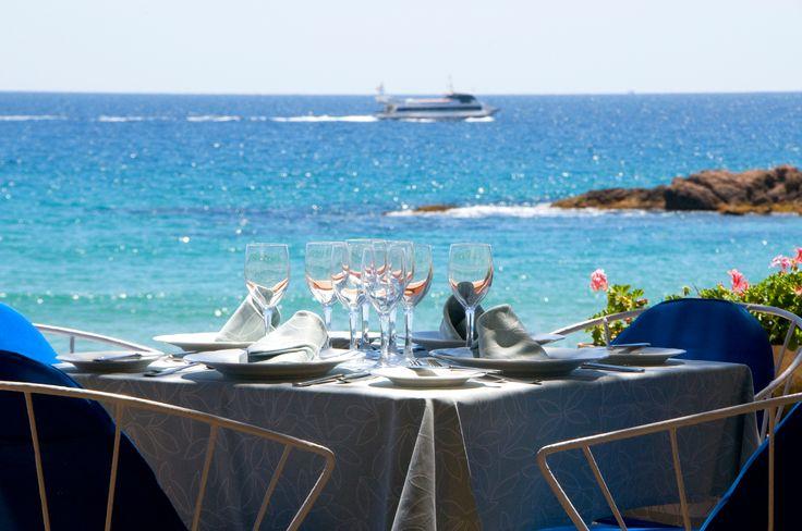 Restaurante playa Hotel Santa Marta
